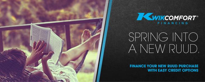 KwickComfort Financing